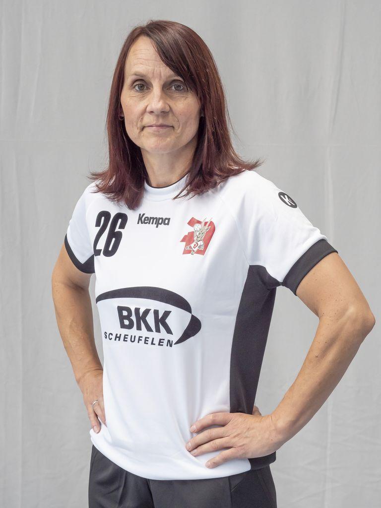 Name: Anke Schulze Position: Kreismitte T wie .... Team S wie .... Spaß  V wie ...Verein Ziel für die Saison : Klassenerhalt