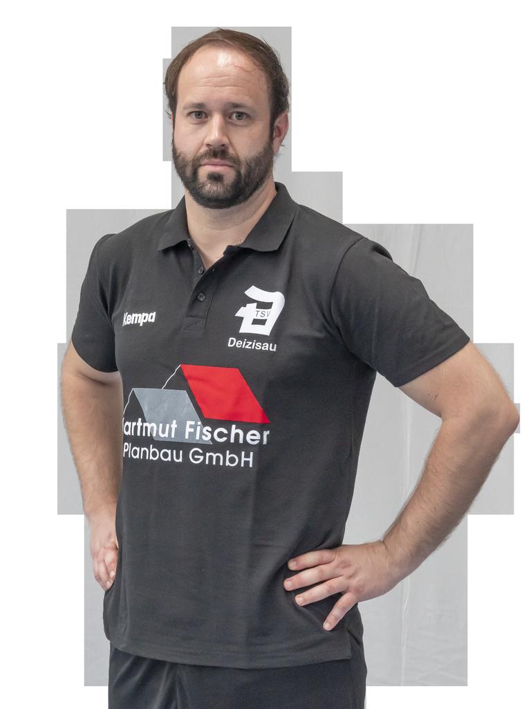 Co-Trainer Christoph Lachenmayer