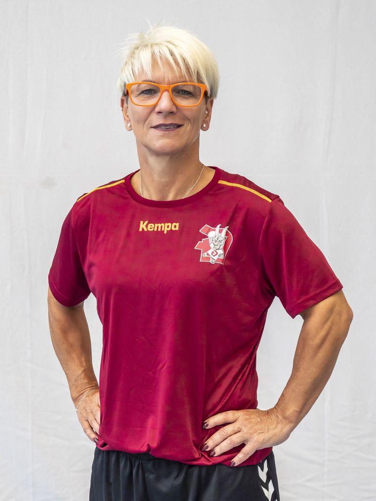 Mini Trainerin Annette Dalmolin