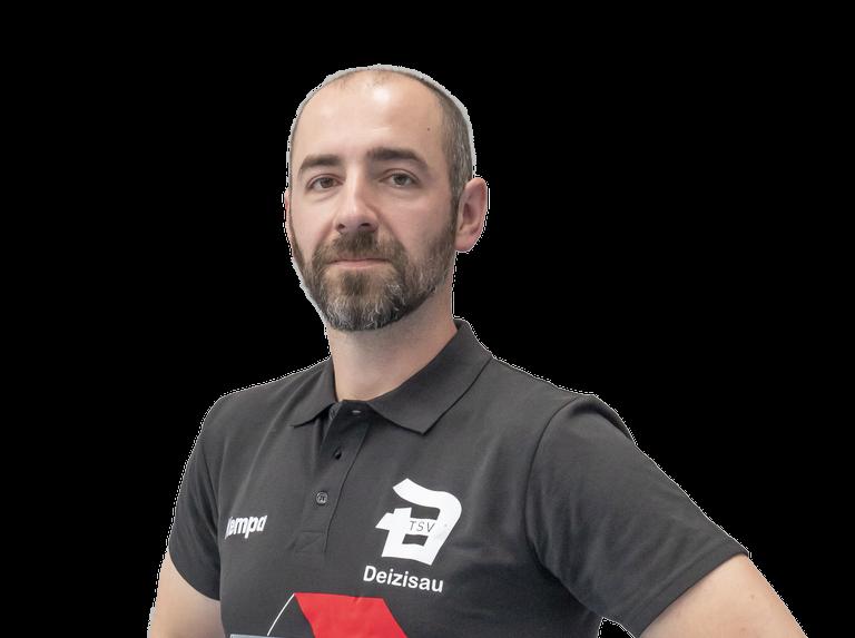 Trainer Stefan Eidt