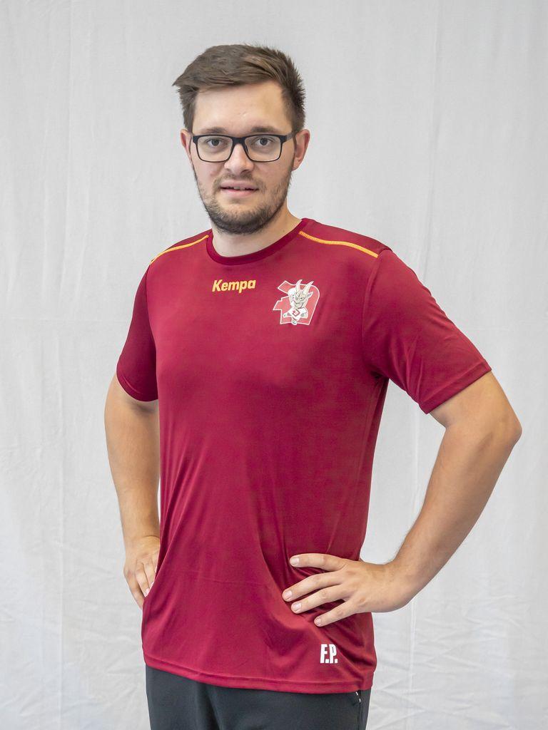 Trainer A-Jugend Felix Pöschko