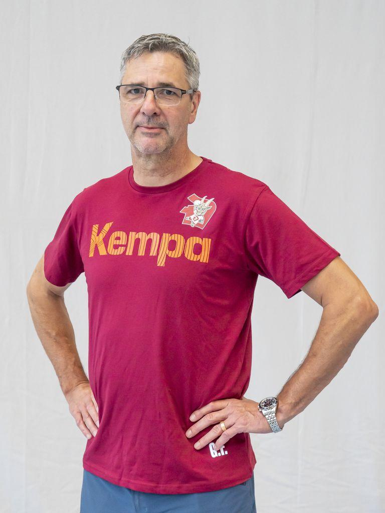 Trainer B-männl. Gerd Fischer