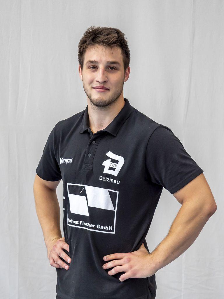 Jannik Nußbaum Trainer Männer 2