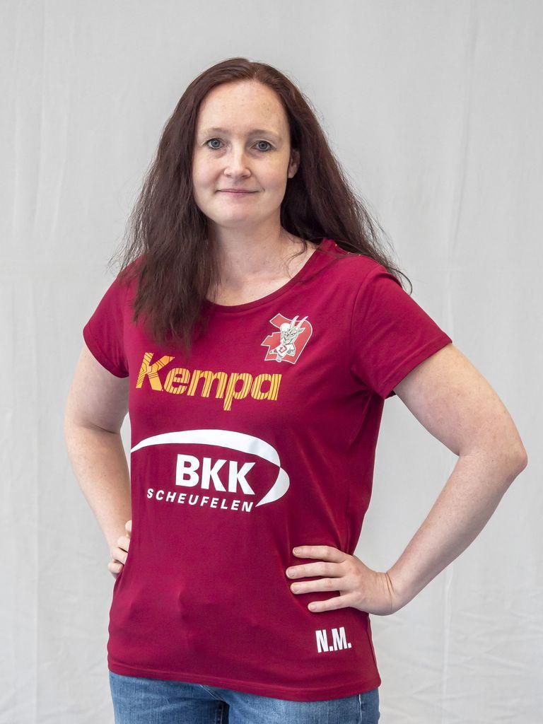 Trainerin C- + B-weibl. Nicole Miller