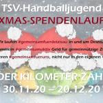 *Handballjugend XMAS-Spendenlauf*